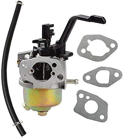 Carburador AM con junta para generador de corriente Eberth 3000