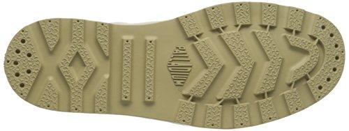 Palladium PAMPA OXFORD LP - zapatilla deportiva de lona mujer marfil