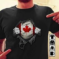 Canada Hulk T Shirt Long Sleeve Sweatshirt Hoodie Youth