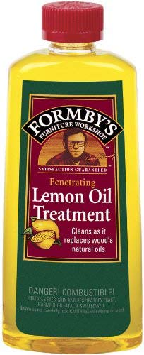 Formby 30115 s 300115 Lemon Oil Treatment, 16-Ounce - 2 PACK by  (Image #2)