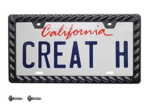 Creathome-3D-License-Plate-Frame