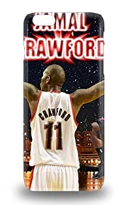 NBA Los Angeles Clippers Jamal Crawford #11 Case Cover For Iphone 6 Plus Awesome Phone Case