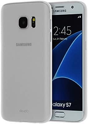 doupi UltraSlim Funda para Samsung Galaxy S7 Edge, Finamente ...