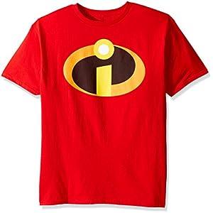 Disney Boys' the Incredibles T-Shirt