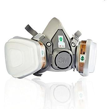 3m gas mask n95