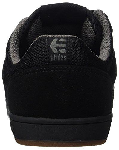 Etnies Marana Skate Schuh Schwarz / Grau / Gummi
