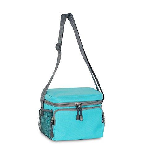 Everest Cooler/Lunch Bag, Aqua Blue ()