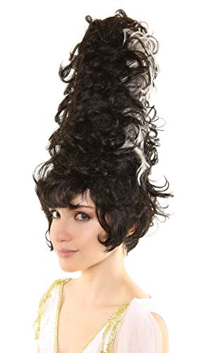 Bride of Frankenstein Deluxe Halloween Costume Wig
