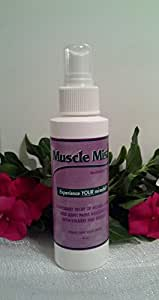 Muscle Mist, Herbal Pain Relief Spray, 4 oz. - GUARANTEED ITEM!