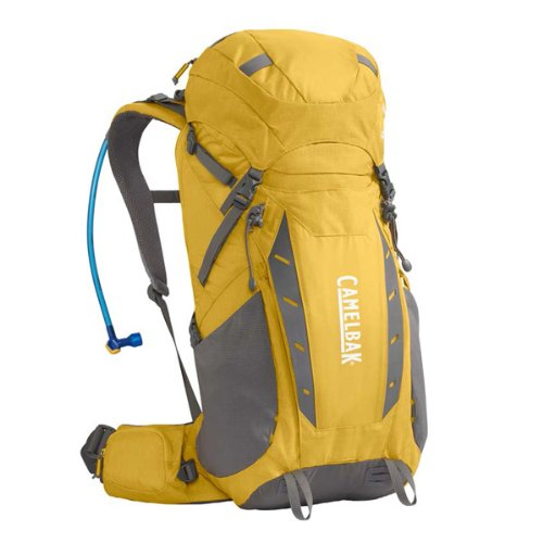 Camelbak Vantage Hydration Pack FT (100-Ounce/2013 Cubic-Inch, Nugget Gold), Outdoor Stuffs