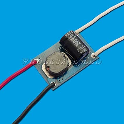 led world 10pcs 10w 12v 24v dc led constant current driver power