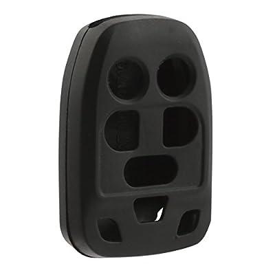 Key Fob Keyless Entry Remote Protective Cover Case Fits 2011 2012 2013 Honda Odyssey: Automotive