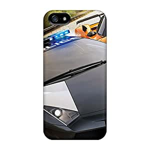 Protective Tpu Case With Fashion Design For Iphone 5/5s (need For Speed Hp)