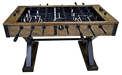 American Heritage 545638 Element Foosball Table, Black
