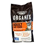 Castor & Pollux Organix Adult Dry Cat Food, 14.5 Pound Bag