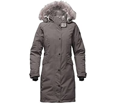 ad2c72c4f The North Face Women's Tremaya Parka Graphite Grey (Prior Season ...