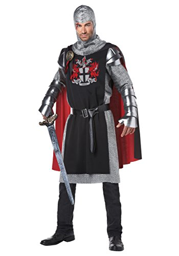 California Costumes Men's Renaissance Medieval Knight Ren