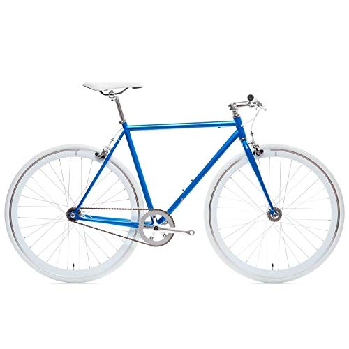 Blue Jay Core-Line State Bicycle   Fixie Single Sped Fixed Gear Bike - Blue Jay Medium (54 cm)