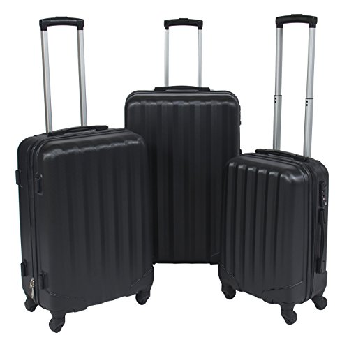 Best Choice Products Hardshell Suitcase