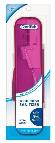 DenTek UV Toothbrush Sanitizer Pack product image
