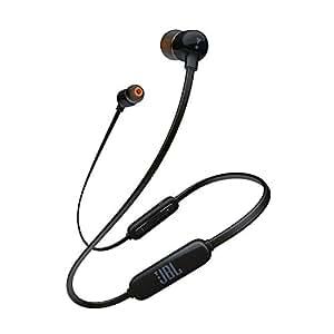 JBL T110BT Wireless In-Hear Bluetooth Headphones - Black
