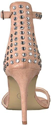 Suede Sandal Heeled Laundry Women's Dark Chinese Nude Starshine xFq0wR