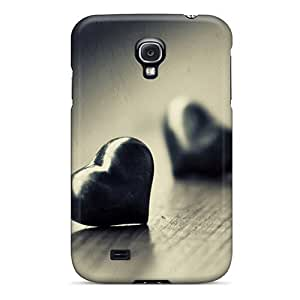 Awesome Love Hurts A Lot Flip Case With Fashion Design For Galaxy S4