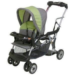 Amazon.com : Baby Trend Sit N Stand Deluxe Stroller - Columbia ...