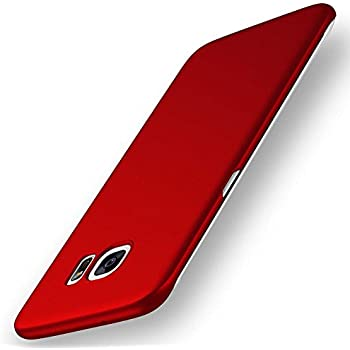 red samsung s7 edge case