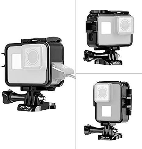 Protective Housing Case for GoPro Hero 3 3+4 with Border Frame Mount Best Hot