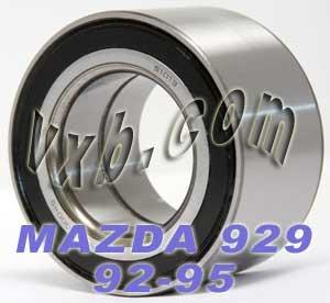 MAZDA 929 Auto/Car Wheel Ball Bearing 1992-1995 Ball Bearings