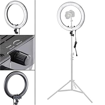 Buy Flashpoint 80W Fluorescent Ring Light 14 Inch line at Low