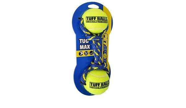 Amazon.com: Petsport Tug Max Tuff Balls Dog Toy (5 Pack): Industrial & Scientific