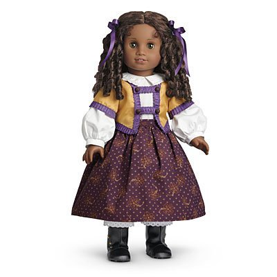 American Girl Cecile's Parlor Outfit Set for Doll (American Girl Doll Parlor)