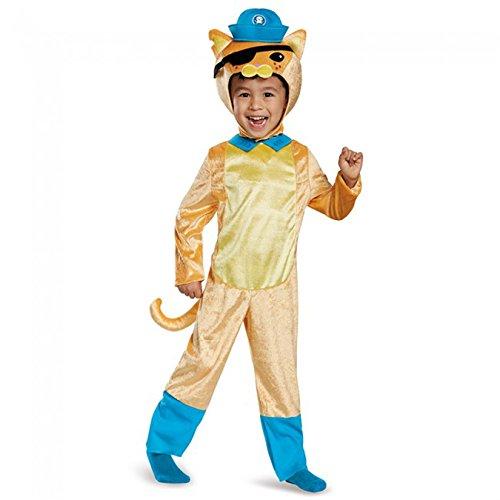 Disguise Classic Octonauts Silvergate Costume
