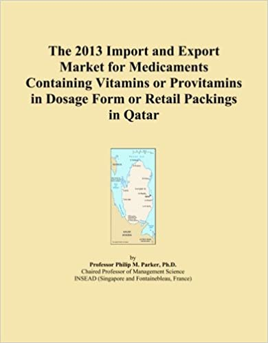 The 2013 Import and Export Market for Medicaments Containing