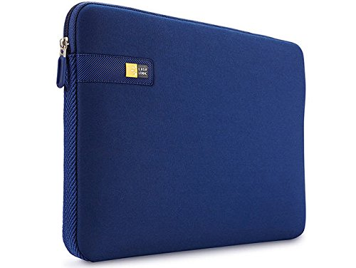 Case Logic Sleeve with Retina Display for 13.3-Inch Laptops and MacBook Air/MacBook Pro - Dark Blue (LAPS-113Dark Blue)