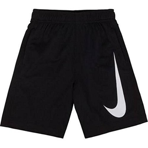 (Nike Toddler Boys' Performance Swoosh Short 2T Black)