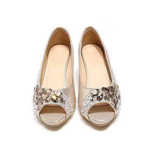 Magri KPHY Sandali donna Tacchi Diamante Le da Tacchi I I Alti Le 32 Solo Scarpe 8Cm Scarpe Scarpe Con RrROPqHzw
