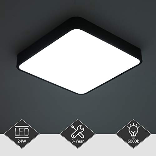 (Ultra Thin Flush Mount Ceiling Lights 1.96