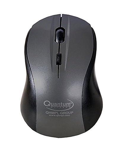amazon in buy quantum qhm262w optical wireless mouse grey online