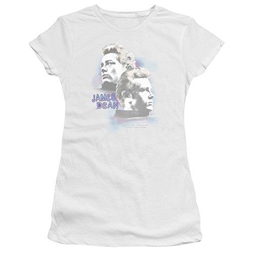 shirt Pour Charmer Premium Femme Pastel White T Bella Dean Jeune Fwpgvg