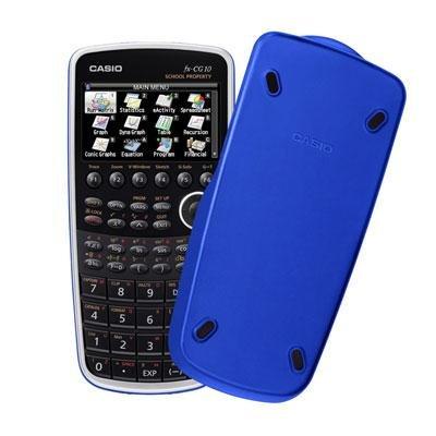 Casio FX-CG10-IH-SC PRIZM Graphing Calc SC Blue