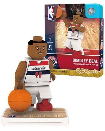 OYO Sports NBA Minifigure Washington Wizards Bradley Beal