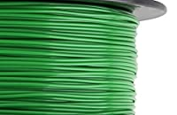 HATCHBOX PLA 3D Printer Filament, Dimensional Accuracy +/- 0.03 mm, 1 kg Spool, 1.75 mm, Green from HATCHBOX
