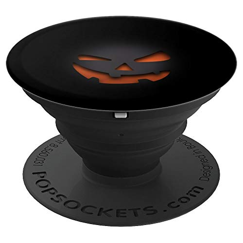 Horror Pumkin Halloween Scary Grip, Funny nightmare Gift - PopSockets Grip and Stand for Phones and -