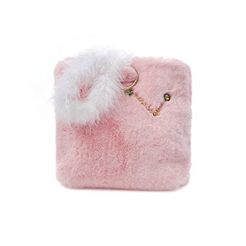 Zarapack , Pochette pour femme rose rose