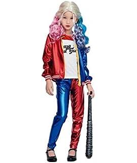 Disfraz Jokers Baby niña infantil para Carnaval 10-12