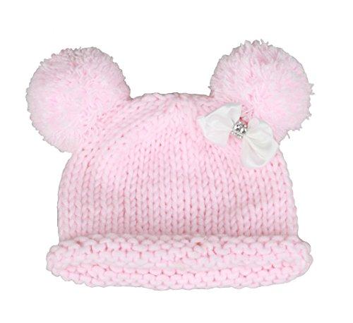 Crochet Baby Cap - 9