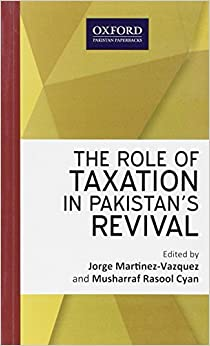 The Role of Taxation in Pakistan's Revival